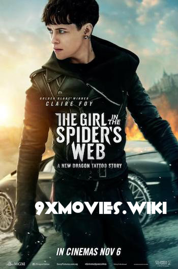 The Girl in the Spiders Web 2018 Dual Audio Hindi Full Movie Download