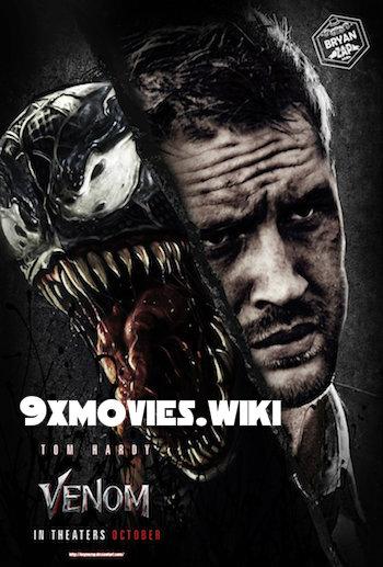 Venom 2018 Dual Audio Hindi 720p HDRip 800mb