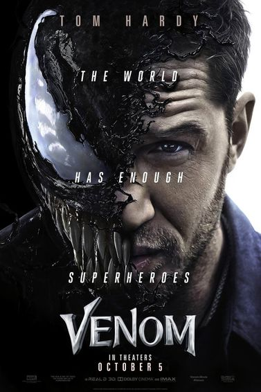 Venom 2018 Dual Audio Hindi BluRay Full Movie Download HD