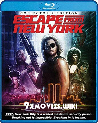 Escape from New York 1981 English 720p BRRip 950MB ESubs