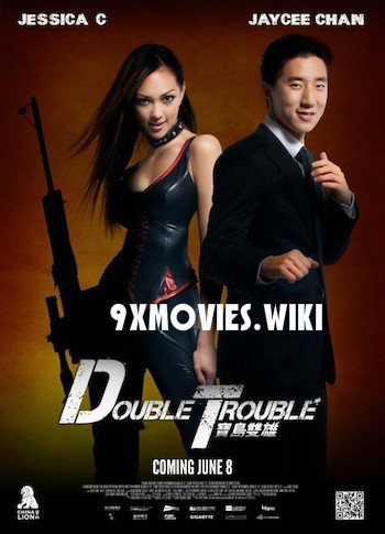 Double Trouble 2012 Dual Audio Hindi 720p BluRay 750mb