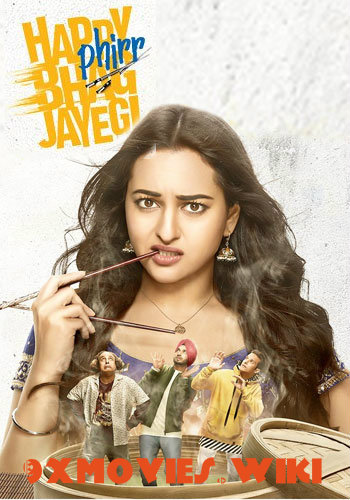 Happy Phirr Bhag Jayegi 2018 Hindi Full Movie Download