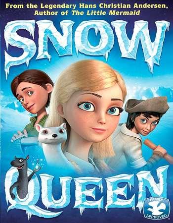 Snow Queen 2012 Hindi Dual Audio BRRip Full Movie 720p Free Download
