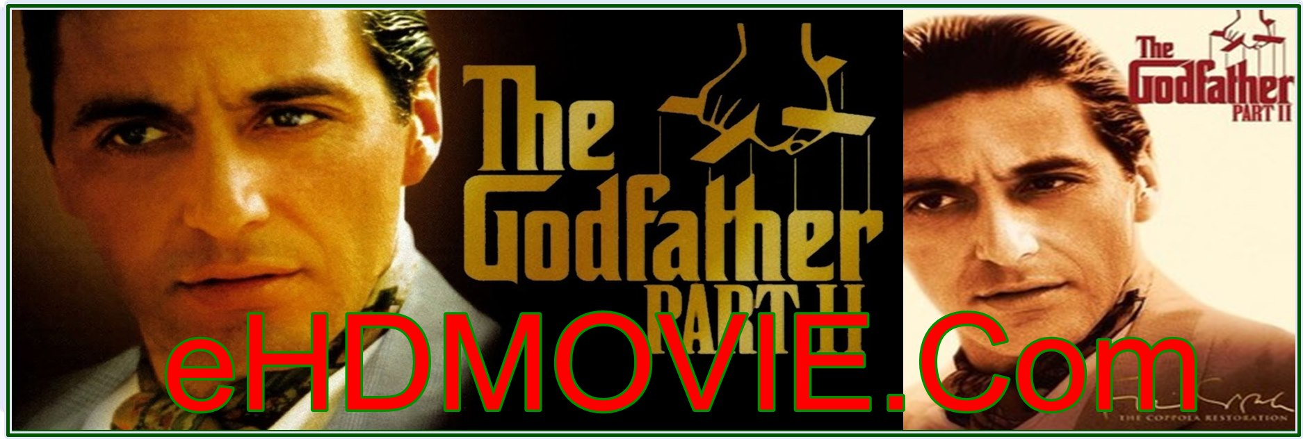 The Godfather Part II 1974 Full Movie Dual Audio [Hindi – English] 720p BRRip 850MB ESubs HEVC Free Download