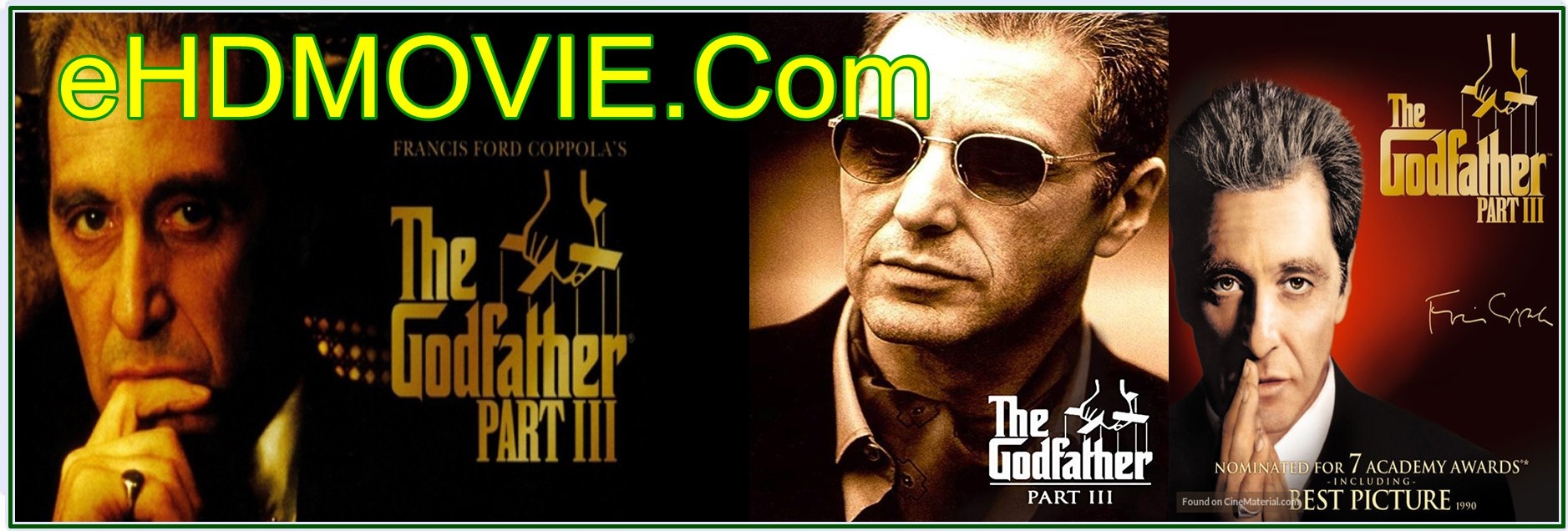 The Godfather Part III 1990 Full Movie Dual Audio [Hindi – English] 720p BRRip 700MB ESubs HEVC Free Download