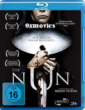 The Nun 2018 English 720p BRRip 900MB ESubs