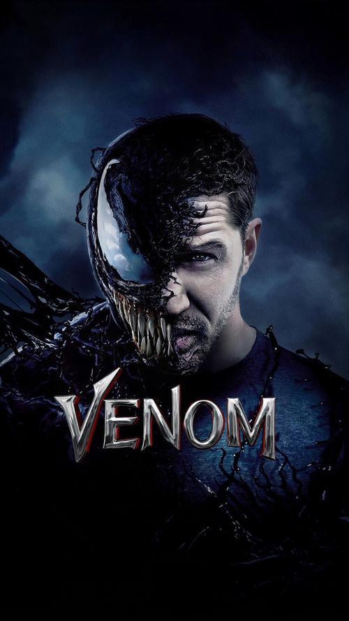 Venom (2018) Dual Audio Hindi 480p Proper HDRip 450MB ESub