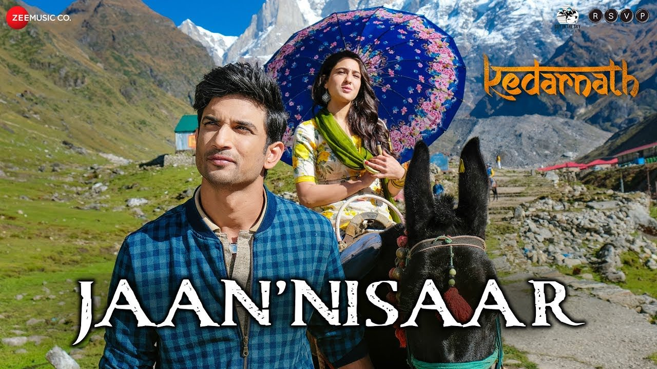Jaan Nisaar Video Song (Kedarnath) By Arijit Singh HD
