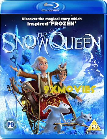 Snow Queen 2012 Dual Audio Hindi 720p BluRay 700mb