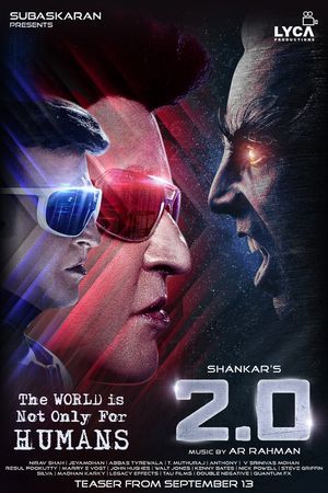 Robot 2.0 2018 Hindi BluRay Full Movie Download HD