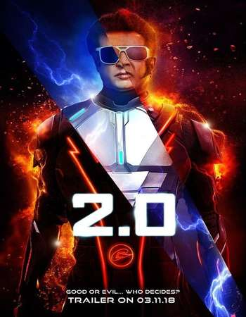 2.0 2018 Full Hindi Movie 720p pDVDRip Free Download