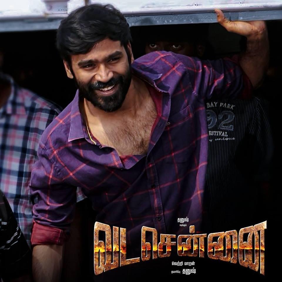 Vada Chennai (2018) Tamil Full Movie HDRip 400MB