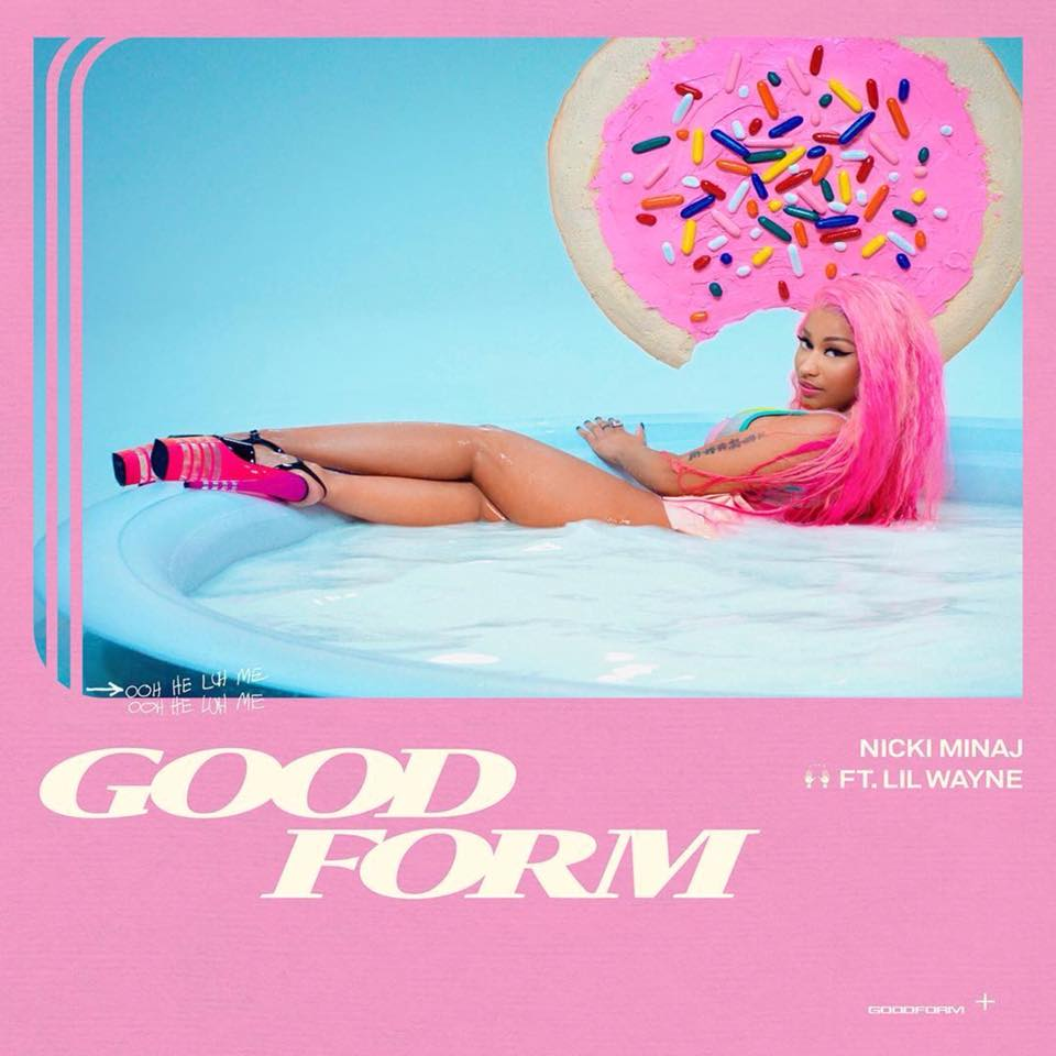 Good Form By Nicki Minaj ft. Lil Wayne Video Song HD Download