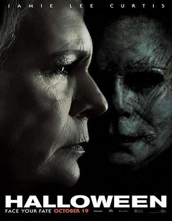 Halloween 2018 English 720p HC HDRip 800MB