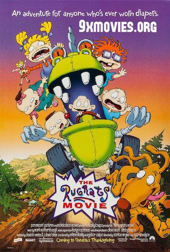 The Rugrats 1998 Dual Audio Hindi 720p HDRip 500mb