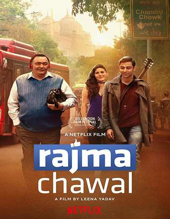 Rajma Chawal 2018 Hindi 720p HDRip ESubs