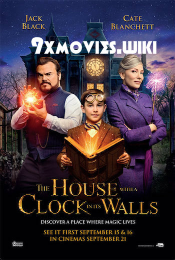 The House with a Clock in Its Walls 2018 English 720p WEB-DL 850MB ESubs