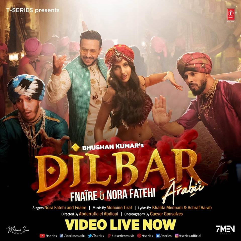 Dilbar (Arabic Version) Video Song HD Download