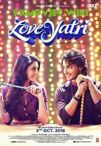 Loveyatri – The Journey Of Love 2018 Hindi 720p HDRip 950MB