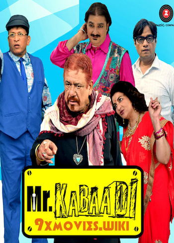 Mr Kabaadi 2017 Hindi 720p WEB-DL 800mb