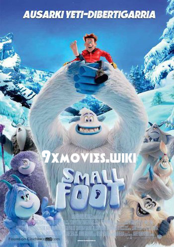 Smallfoot 2018 English 720p BRRip 900MB ESubs
