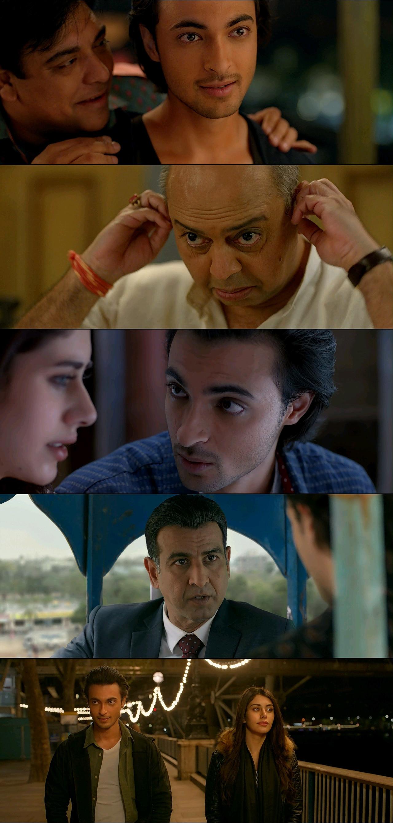 Loveyatri 2018 Dual Audio Hindi BluRay Full Movie Download HD
