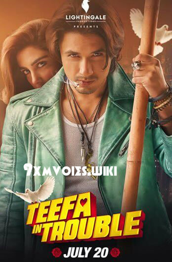 Teefa In Trouble 2018 Hindi 720p HDRip 1.1GB