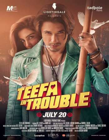 Teefa in Trouble 2018 Urdu 720p HDRip ESubs