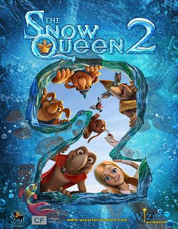 The Snow Queen 2 2014 Hindi Dual Audio BRRip Full Movie 480p Free Download