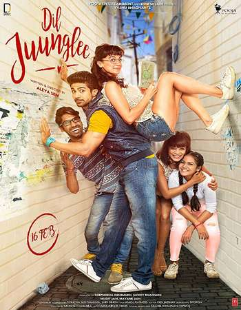Dil Juunglee 2018 Hindi 550MB HDRip 720p HEVC