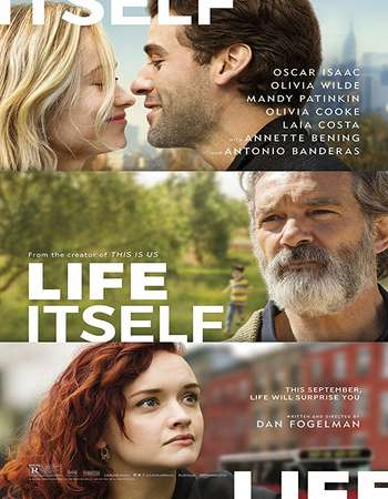 Life Itself 2018 English 720p Web-DL 900MB