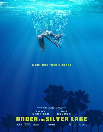 Under the Silver Lake 2018 Full English Movie 480p Download