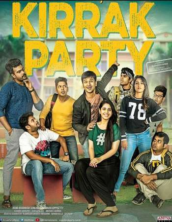 Kirrak Party 2018 UNCUT Hindi Dual Audio HDRip Full Movie 720p Free Download