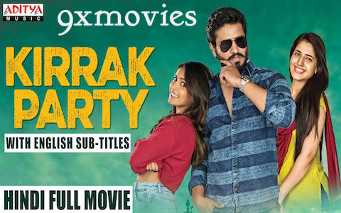 Kirrak Party 2018 Hindi Dubbed 720p HDRip 1GB