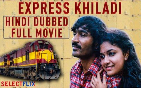 Express Khiladi 2018 Hindi Dubbed 720p HDRip 1.1GB