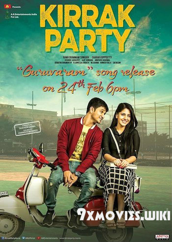 Kirrak Party 2018 Dual Audio Hindi UNCUT 720p HDRip 1.2GB