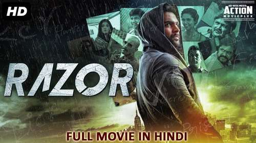 Razor 2018 Hindi Dubbed Full Movie 300mb Download