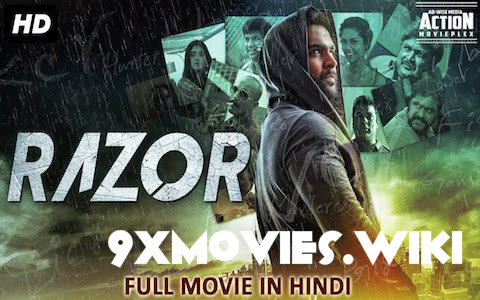 Razor 2018 Hindi Dubbed 720p HDRip 850mb