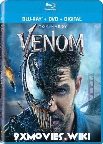 Venom 2018 English 720p BRRip 1GB ESubs