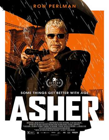 Asher 2018 English 720p Web-DL 800MB ESubs