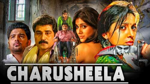 Charusheela 2018 Hindi Dubbed Full Movie 300mb Download