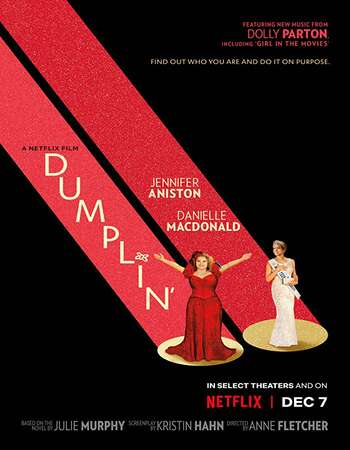 Dumplin 2018 English 720p NF Web-DL 850MB MSubs