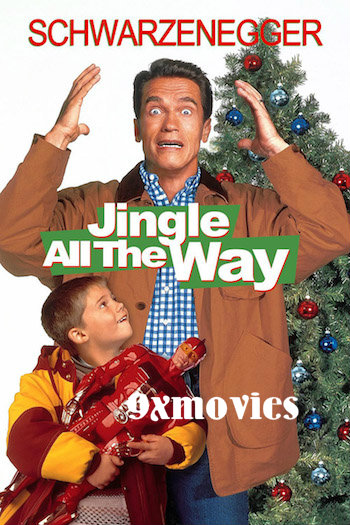 Jingle All The Way 1996 Dual Audio Hindi 720p BluRay 750mb