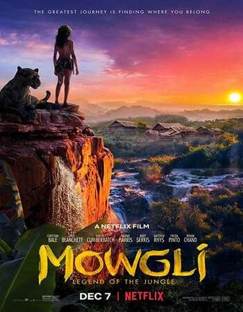 Mowgli Legend of the Jungle 2018 Hindi Dual Audio 500MB Web-DL 720p MSubs HEVC