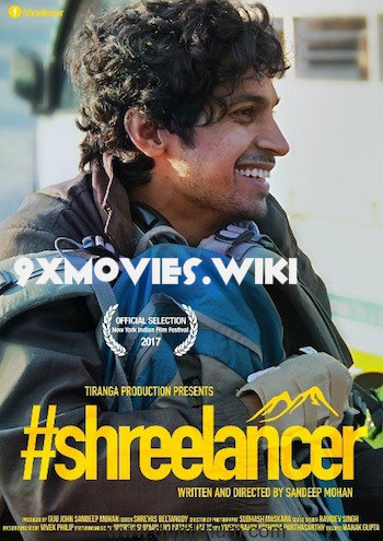 Shreelancer 2017 Hindi 720p HDRip 650mb