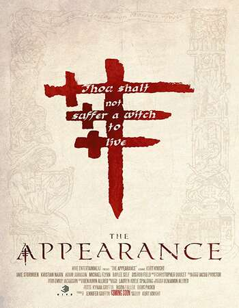 The Appearance 2018 English 720p AMZN Web-DL 850MB ESubs