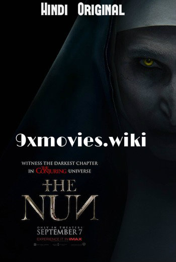 The Nun 2018 Dual Audio ORG Hindi 720p BluRay 800mb