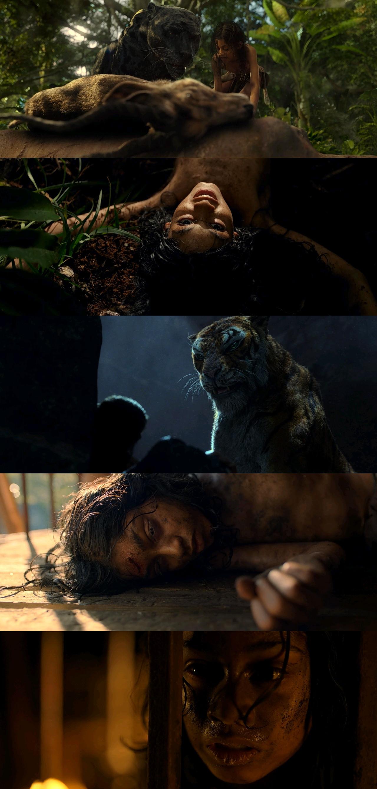 Mowgli Legend of the Jungle 2018 Dual Audio Hindi English BluRay Full Movie Download HD