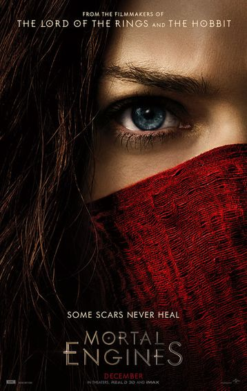 Mortal Engines 2018  Hindi Dual Audio 720p 1.2GB HDCam