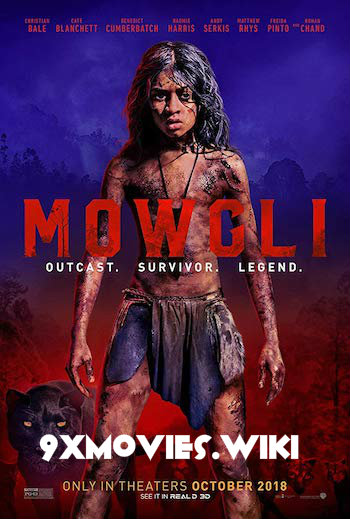 Mowgli Legend of the Jungle 2018 Dual Audio Hindi 720p WEB-DL 850mb